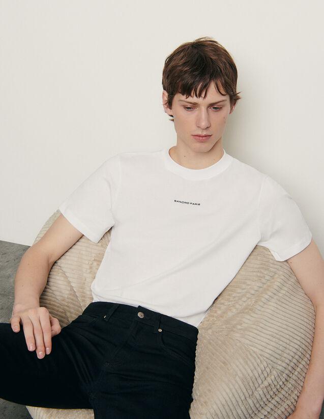 Camiseta de algodón organico : Toda la colección de Invierno color Naranja