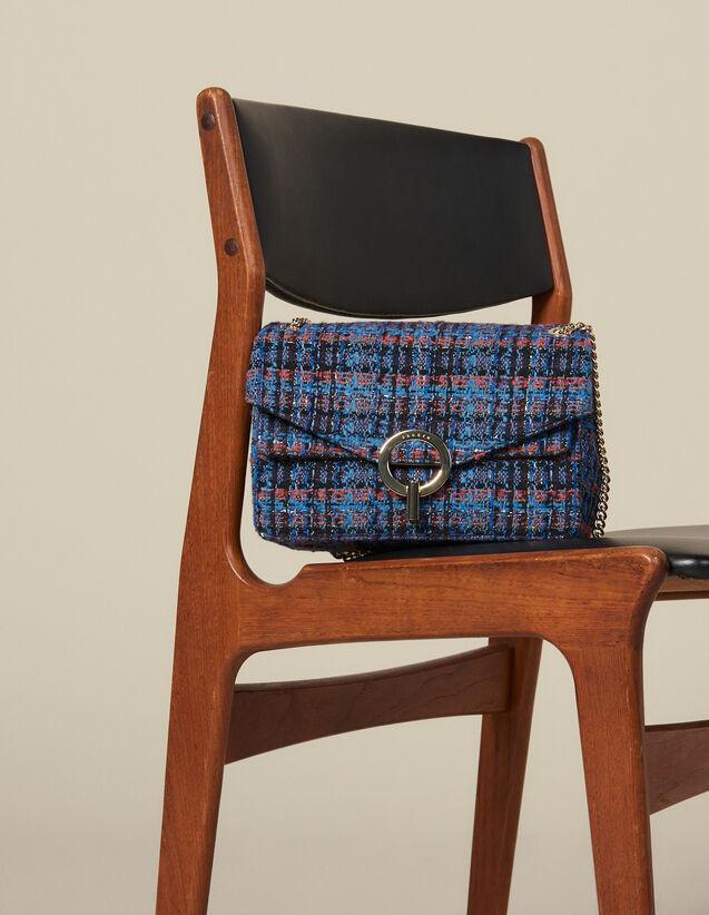 Bolso Yza De Tweed : Todos Bolsos color Multicolor