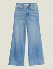 Vaquero Amplio : null color Blue Vintage - Denim