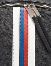Mochila De Piel Saffiano : La maleta de verano color Negro