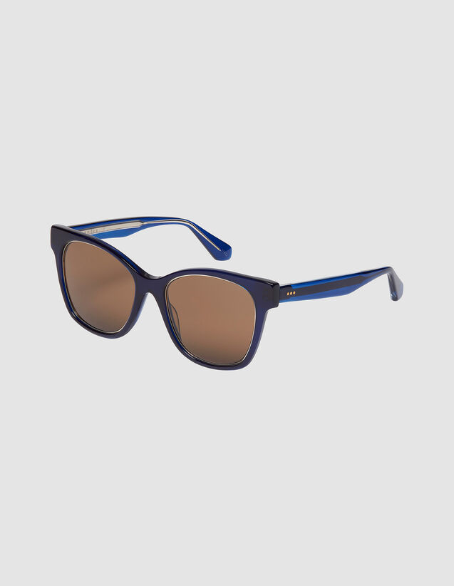 Gafas oversize : FBlackFriday-FR-FSelection-ACCESS color Tabaco