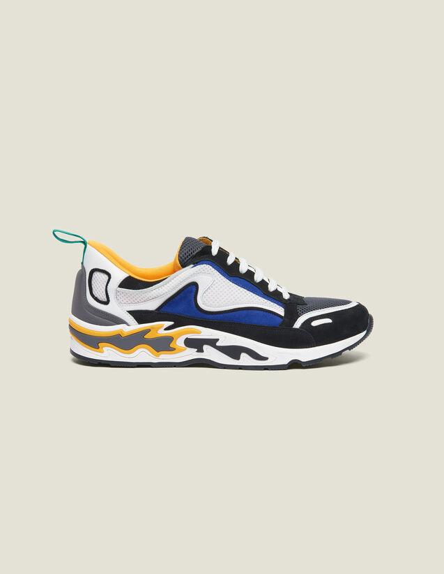 Flame deportivas : Todos Zapatos color Amarillo