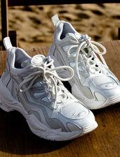 Astro Deportivas Con Suela Gráfica : Todos Zapatos color Blanco