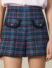 Short De Tweed : -40% color Multicolor