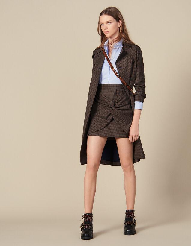 Vestido efecto trampantojo : FBlackFriday-FR-FSelection-30 color Ciel
