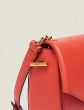 Bolso Pépita Modelo Mediano : Coleccion de verano color Granadina