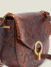 Bolso Pépita : FBlackFriday-FR-FSelection-Sacs color PYTHON CAMEL