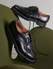 Derbies con crampones : Zapatos color Negro