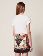 Short Estampado : null color Multicolor