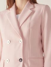 Chaqueta De Sastre A Juego : Cazadoras & Chaquetas color Rosa