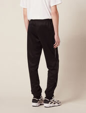 Pantalón De Jogging Estilo Track Pant : Sélection Last Chance color Negro