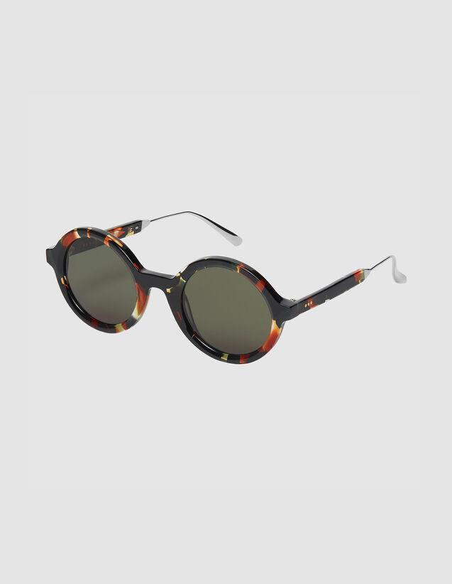 Gafas De Sol Redondas : Gafas de sol color Caramelo