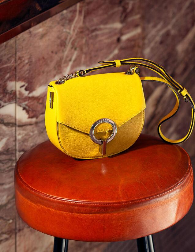 Bolso Pépita Modelo Pequeño : Coleccion de verano color Mimosa