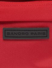 Bolso Riñonera Bandolera : SOLDES-CH-HSelection-PAP&ACCESS-2DEM color Rojo