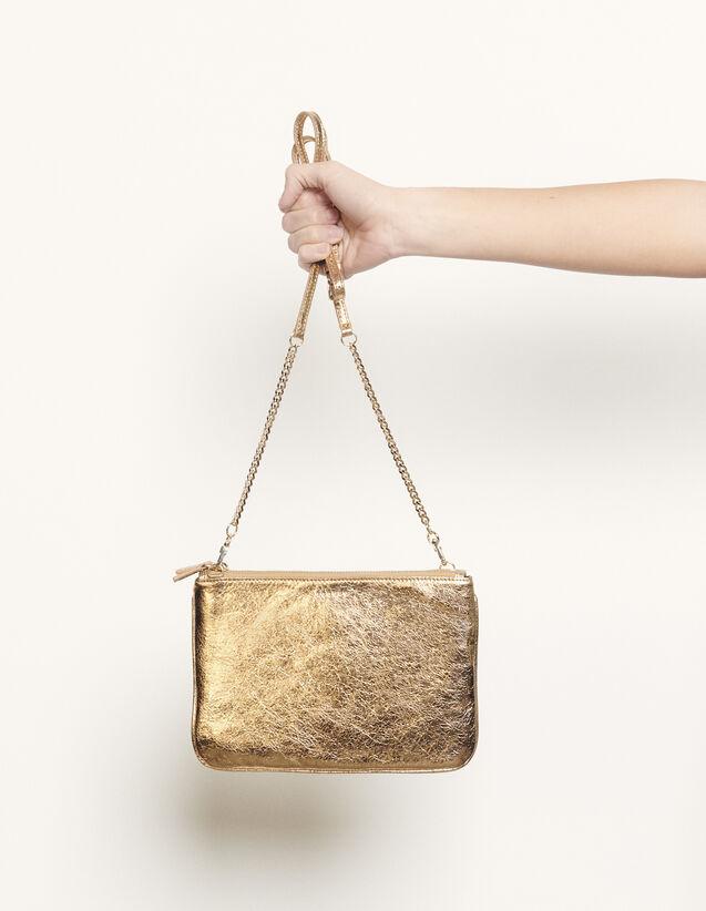Pochette Addict : Todos Bolsos color Full Gold