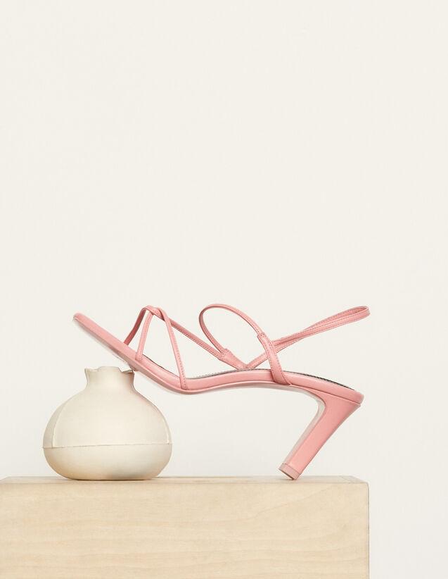 Sandalias con tiras finas : Todos Zapatos color Malabar