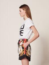 Short Estampado : Faldas & Shorts color Multicolor