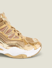 Deportivas Astro : -40% color Full Gold