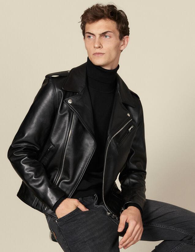 Perfecto de piel : Cazadoras & Chaquetas color Negro