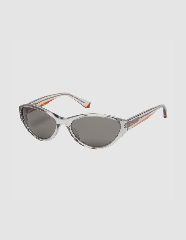 Gafas de sol deportivas : Gafas de sol color Negro