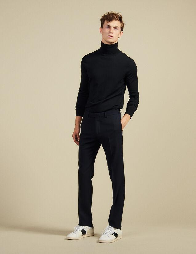 Pantalón de traje : Trajes & Smokings color Marino