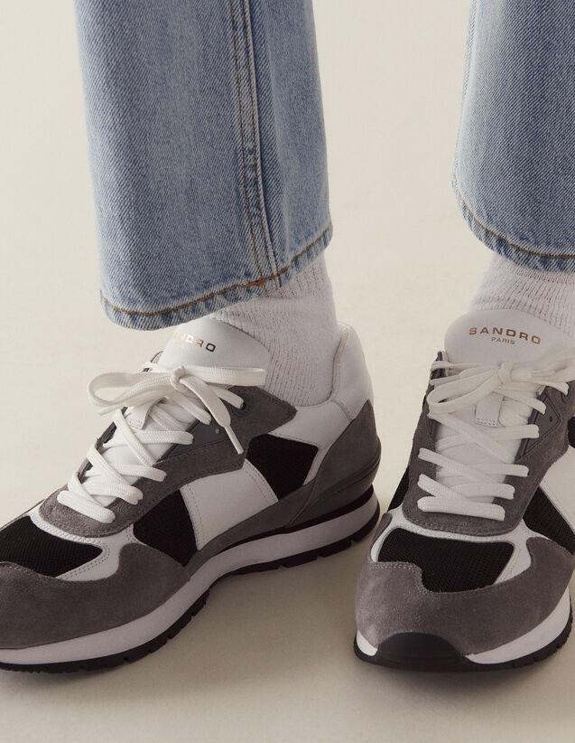 Deportivas Running : Colección de Verano color Blanco