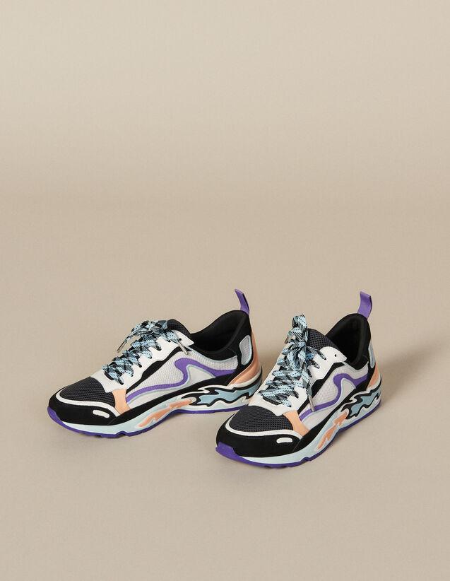 Deportivas Flame : Todos Zapatos color Ciel