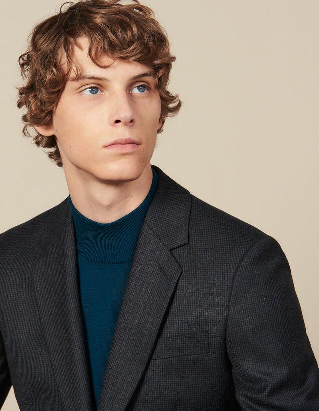 Chaqueta de traje de lana : Trajes & Smokings color Antracita