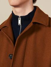 Abrigo oversize : Trenchs & Abrigos color Camel
