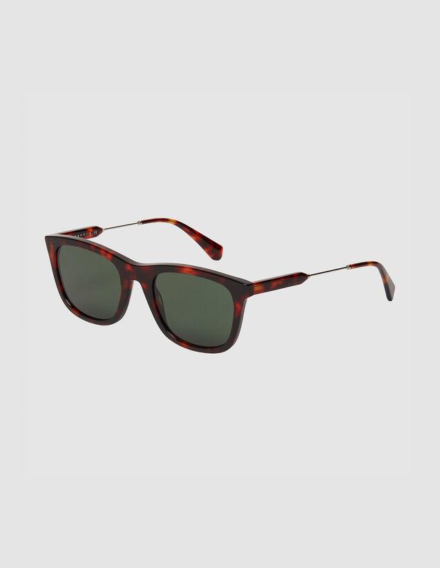 Gafas De Sol Rectangulares : Gafas de sol color Negro