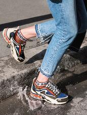 Flame Deportivas : Todos Zapatos color Marino Oscuro