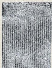 Calcetines De Lúrex : Calcetines color Plata
