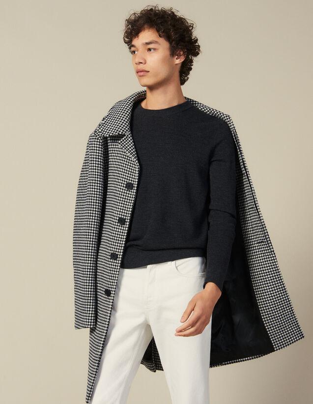 Jersey De Punto Brioche : Jerseys & Cárdigans color Marino