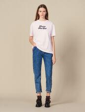 Camiseta Con Inscripción : FBlackFriday-FR-FSelection-50 color Rosa