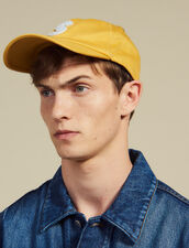 Gorra Con Parche S : Sélection Last Chance color Amarillo
