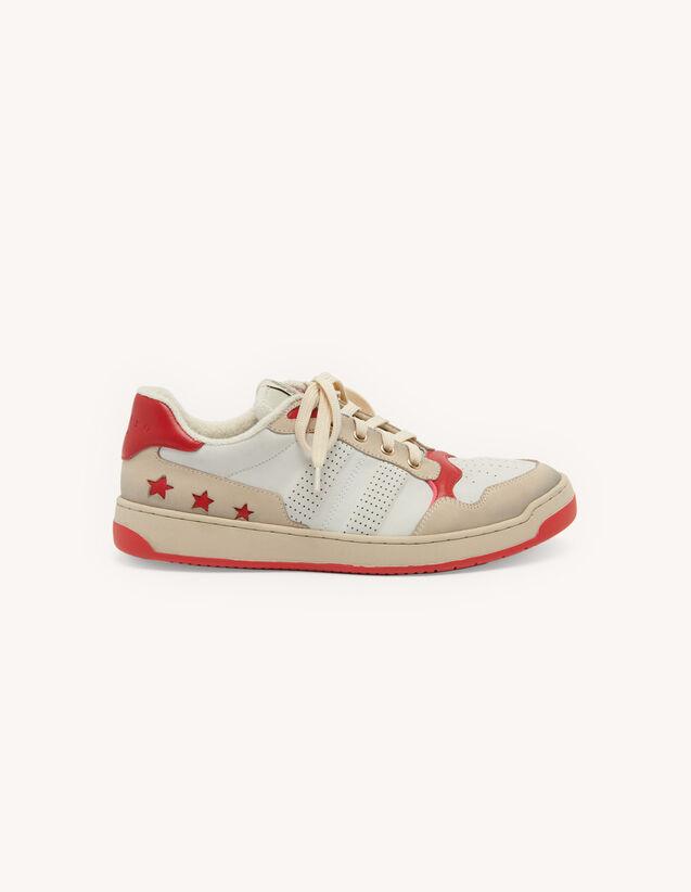 Deportivas de estilo vintage : Todos Zapatos color Rojo