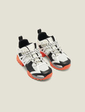 Hiking Shoes : Zapatos color Blanco