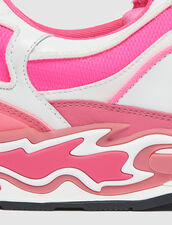 Deportivas Flame : LastChance-CH-F20 color Rosa Fosforito