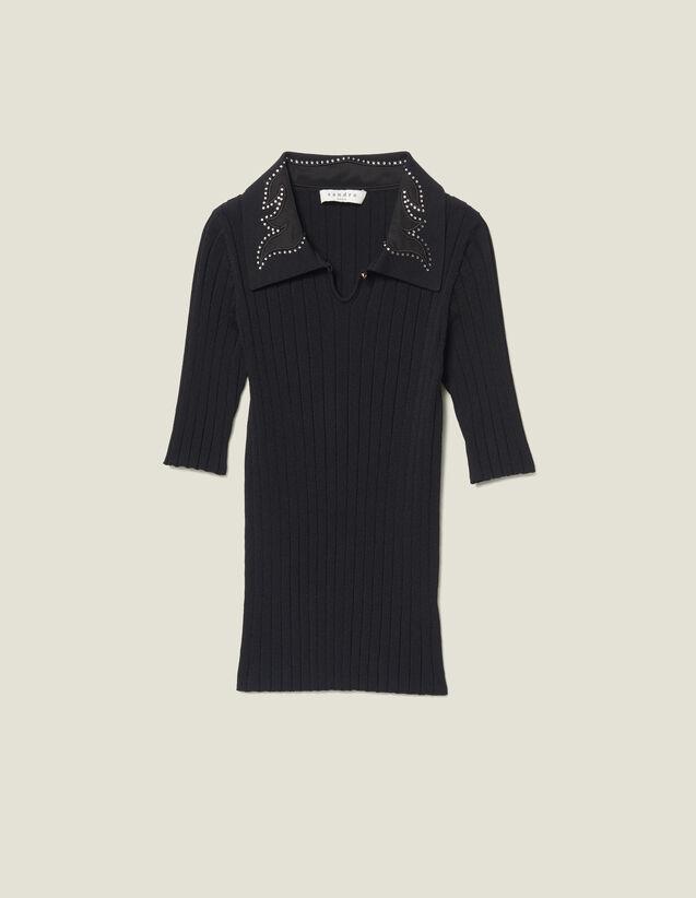 Polo Con Cuello Joya : FBlackFriday-FR-FSelection-30 color Negro