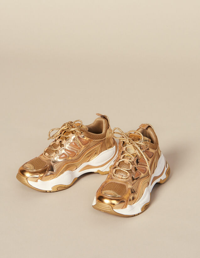 Deportivas Astro : FBlackFriday-FR-Selection-Chaussures color Full Gold