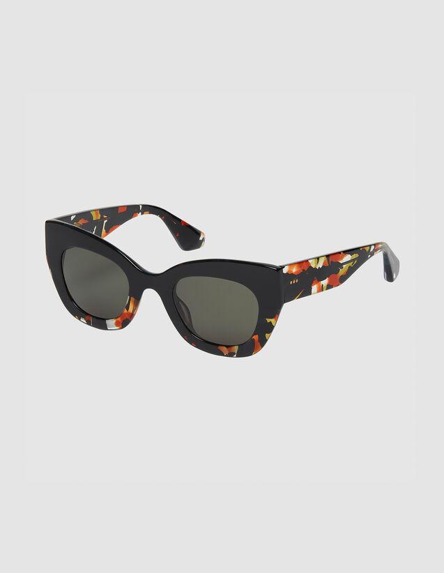 Gafas de sol oversize : FBlackFriday-FR-FSelection-ACCESS color Noir/Ecaille