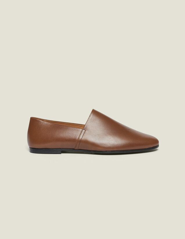 Zapatos De Piel : Sélection Last Chance color Marrón