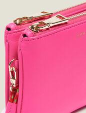 Pochette Mini Addict Con Cordón : null color Rosa Fosforito