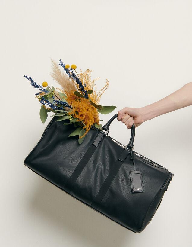 Bolso de viaje : Colección de Verano color Negro